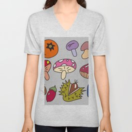 Autumn Harvest_A Unisex V-Neck