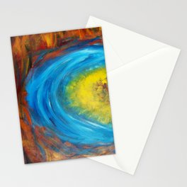 Three Elements Stationery Cards