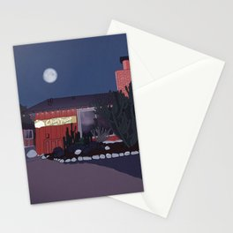 Chief's Peak Full Moon Stationery Cards