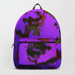 A softened evening Backpack
