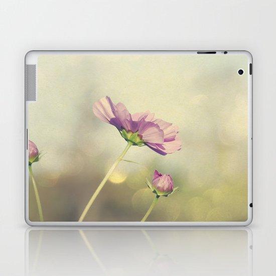 Cosmos in the Pink II Laptop & iPad Skin