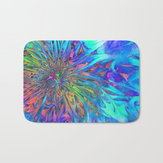 Petal Fall Bath Mat