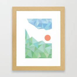 Abstract_03 Framed Art Print