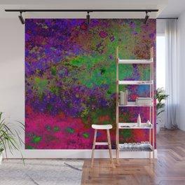Random Colors Wall Mural