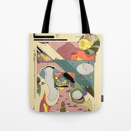 RPG (Adventure for Two) Tote Bag