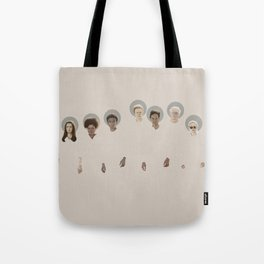 When the Greendale Saints go marching in Tote Bag