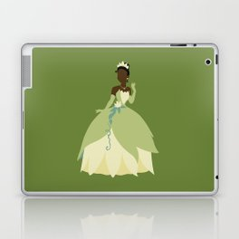 Tiana from Princess and the Frog Laptop & iPad Skin
