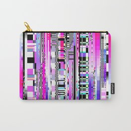 Glitch Ver.3 Carry-All Pouch
