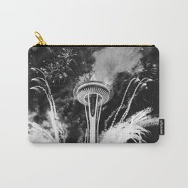 Seattle Space Needle Celebration Carry-All Pouch