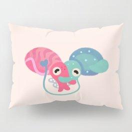Water bloom / cuddlefish Pillow Sham