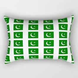 Flag of pakistan-پاکِستان ,pakistani, Karachi,Islamabad,lahore,persian. Rectangular Pillow