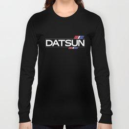 Datsun 510 Emblem Long Sleeve T-shirt