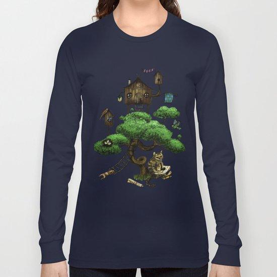 Magic Tree Long Sleeve T-shirt