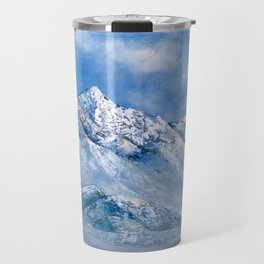 Himalayas. mountain landscape Travel Mug