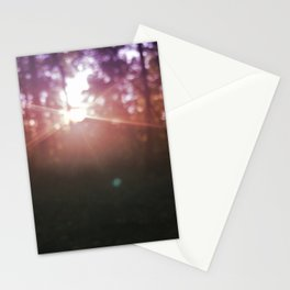 Defocus Stationery Cards