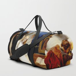 The Angel of Death Duffle Bag