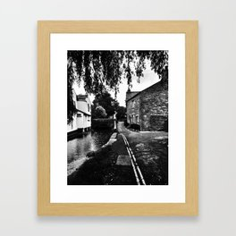 | Cartmel - River Eea | Framed Art Print