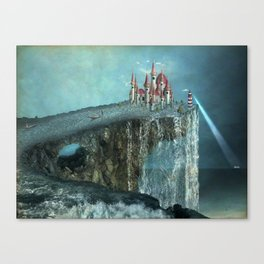 Waterforce Canvas Print