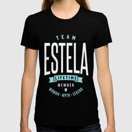 Estela Lifetime Gift T-shirt