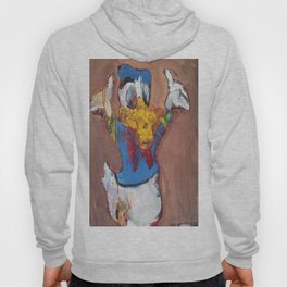 Donald Duck diddy Hoody