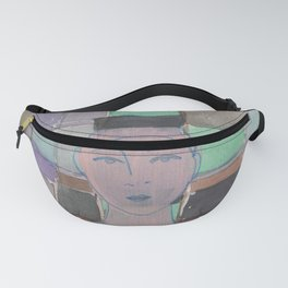 small hat Fanny Pack