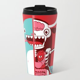 All monsters are the same! Travel Mug