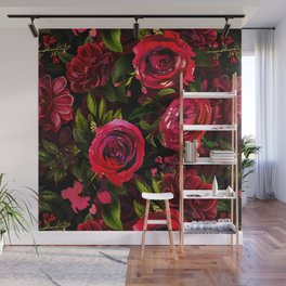 Vintage & Shabby Chic - Night Affaire VIII Wall Mural