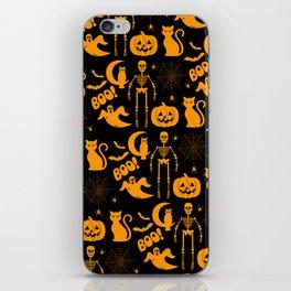 C13D Halloween Pattern iPhone Skin
