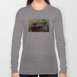 Turntablism Long Sleeve T-shirt