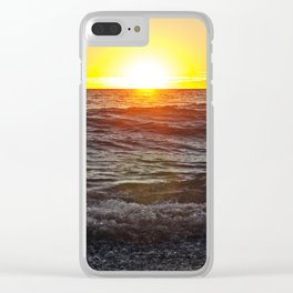 Malibu VII Clear iPhone Case