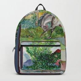 Two Appaloosas Backpack
