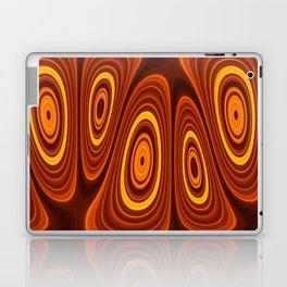 Amber Lava 24 Hi Res Laptop & iPad Skin