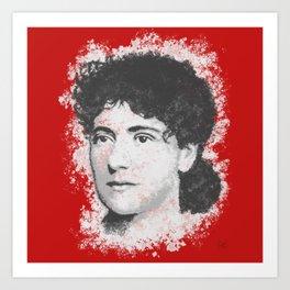 Eleanor Marx Art Print