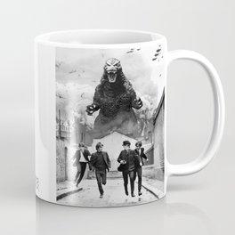 Fab Four Kaiju Coffee Mug
