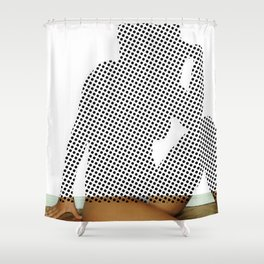 One Thousand and One Night · Dream 69 Shower Curtain