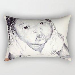 CUTE LIL BABY Rectangular Pillow