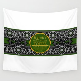 R'lyeh's Toffee Wall Tapestry