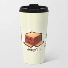 Schrödinger's cat Travel Mug