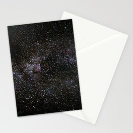 Milky Way Stars Stationery Cards