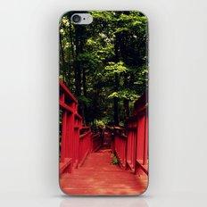Walk iPhone & iPod Skin