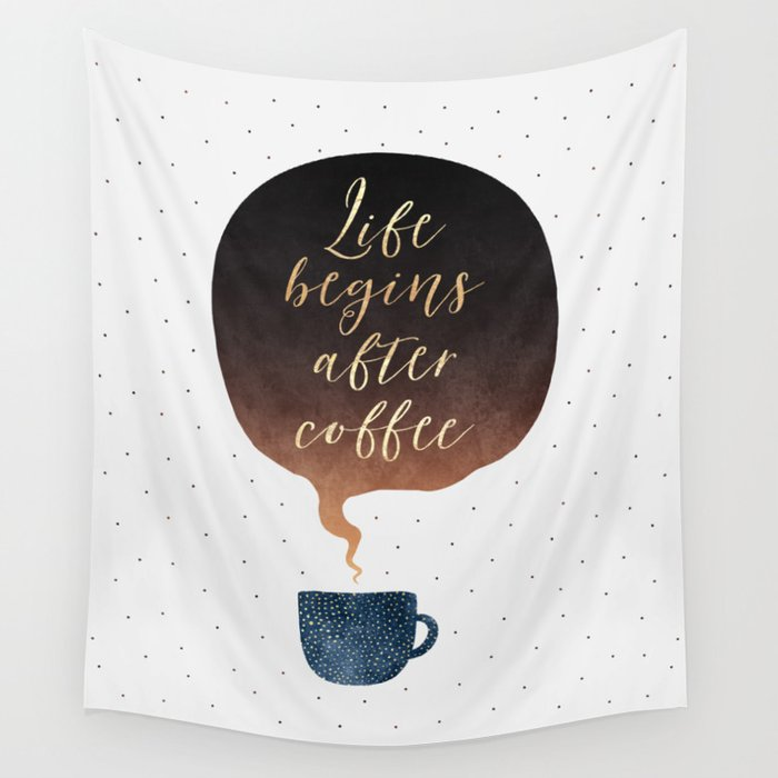 Life Begins After Coffee 1