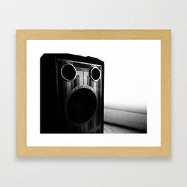 Camera to Camera  Framed Art Print