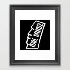 idolmindz Framed Art Print