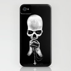 Straight Is the Gate and Narrow the Way iPhone (4, 4s) Slim Case