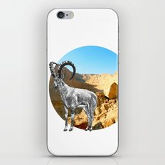 Nubian Ibex iPhone & iPod Skin