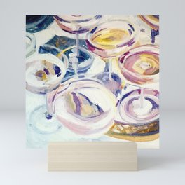 Jazz Night Mini Art Print