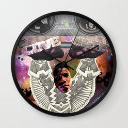 RADIO RAHEEM DIVINE Wall Clock