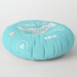 Gravedad Floor Pillow