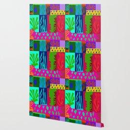 Matisse Collage Wallpaper