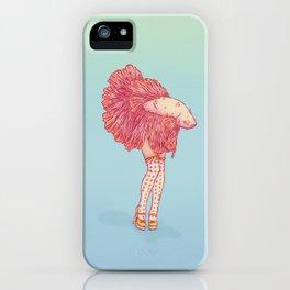 Mermay No.3 iPhone Case
